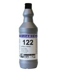CLEAMEN 122 PODLAHY S LESKEM 1L PARFÉMOVÉ