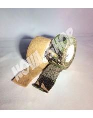 Sada 2ks OK-plast - přírodní, kamufláž (2,5/450)
