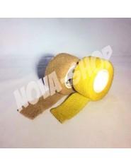 Sada 2ks OK-plast - přírodní, žlutá (2,5/450)