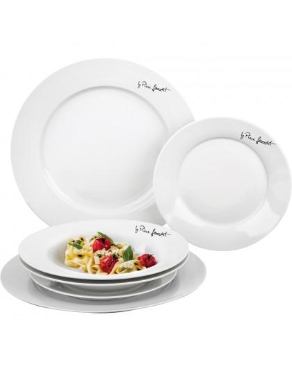 Sada kulatých talířů Dine Lamart