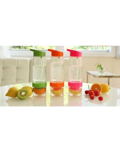 Plastová láhev FRUIT 650ml